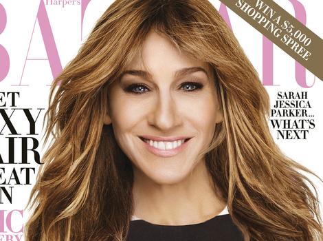 SJP Covers Harper's Bazaar, Talks Downsides of Living In the Spotlight