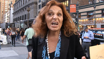 Diane Von Furstenberg -- My Vote's for Jeb 'Fashionista' Bush!!! (VIDEO)