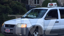 Papa John's -- Confederate Flag Driver Forced To Remove Plates