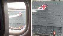 Bella Thorne & Bella Hadid -- Plane Crashes Before Takeoff