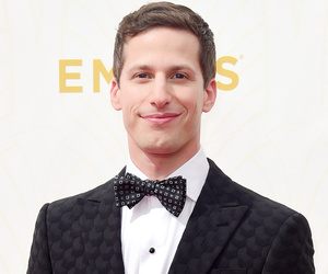 Andy Samberg Skewers Bill Cosby, Kim Davis & Donald Trump During Emmy Awards