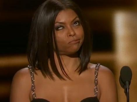 Did Taraji P. Henson Shade Terrence Howard During Emmy Awards?
