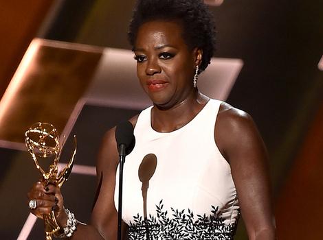 Viola Davis Gives Powerful, Emotional Speech After Emmy Win