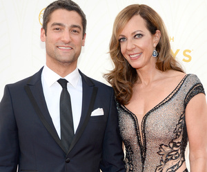 Allison Janney, 55, Attends Emmy Awards with Much Younger Boyfriend -- See the…