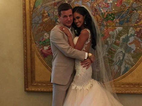 Rob Dyrdek Marries Longtime Love Bryiana Noelle Flores -- See the Dress!