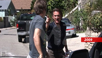 Sean Penn Cops Plea in Criminal Case