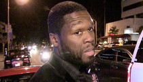 50 Cent Sues Over Reality Show -- 'Young White Girl' Casting Idea Was Offensive