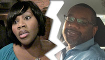 R&B Singer Kelly Price -- I Told You I Was Dropping His Ass ... Files Divorce Papers