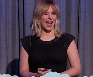 "Kristen Bell, Benedict Cumberbatch & Jeff Bridges Read ""Mean Tweets"""