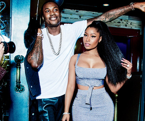 "Nicki Minaj Reveals Why Her Mom Was ""Scared"" About Her Dating Meek Mill"