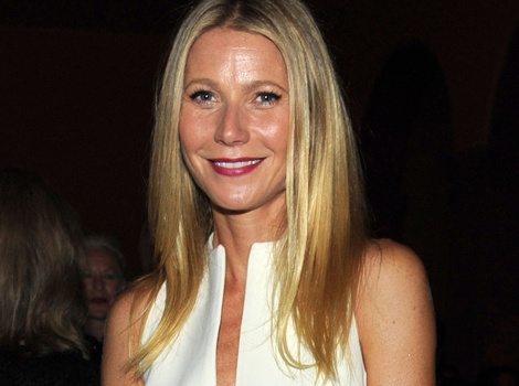 "Gwyneth Paltrow Makes It Instagram-Official with New Beau at ""Scream Queens"" Premiere"
