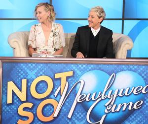 See Ellen DeGeneres & Portia de Rossi Take on Melissa McCarthy & Ben…