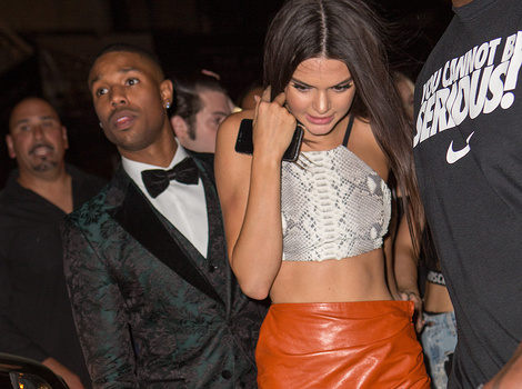See Why Michael B. Jordan Was Shocked Over Reaction to Kendall Jenner Dating…