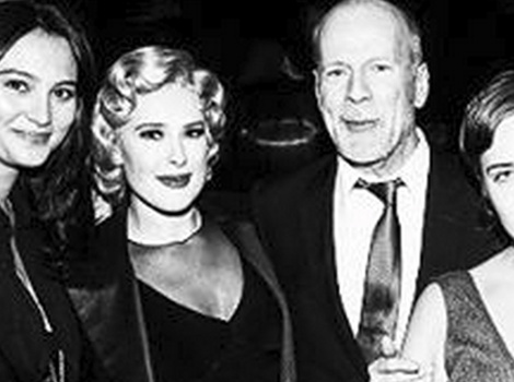 Bruce Willis and Demi Moore Reunite for Rumer Willis' Broadway Debut