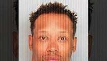 Jamal Anderson -- Arrested for DUI Again ... 2nd DUI In 10 Months
