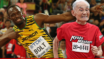Usain Bolt -- I'LL RACE 105-YEAR-OLD ... Let's Do This!!!