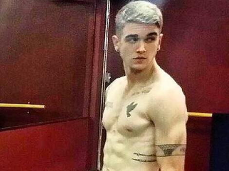 Daniel Day-Lewis' Son Gabriel Is HOT -- Check Out His Six-Pack Abs!