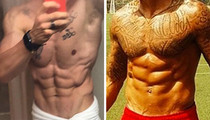Shredded NFL Players -- Guess The Jacked Jocks!