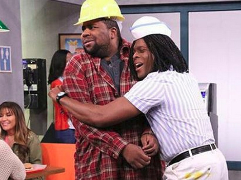 "Kenan Thompson & Kel Mitchell FINALLY Reunite on ""Tonight Show"" for Good Burger…"