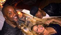 Lee Daniels -- Mariah Runs Ham-Muck at 'Empire Viewing' Party (PHOTOS)