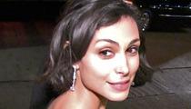 Morena Baccarin -- My Kid's Comin' To New York ... Wins Custody Hearing
