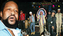 Cop From Village People to E! -- You Can Hang Out with All the Boys ... In Court