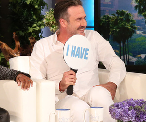 "David Arquette & Wanda Sykes Play ""Never Have I Ever"" With Ellen -- Who's…"