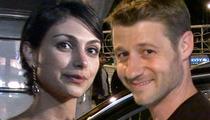 'Gotham' Star Morena Baccarin -- I'm Marrying My Co-Star Ben McKenzie