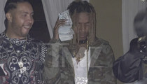 Fetty Wap -- Album Release Turn Up with Pressed Apple Juice??