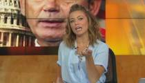 Speaker of the House -- Anchor Gets a Boner Over Resignation! (VIDEO)