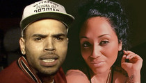 Chris Brown -- My Daughter Gets My Last Name, and I Get Her ... Sometimes