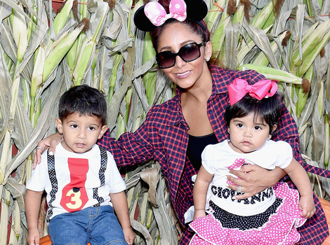 Snooki Threw a Disney-Themed B-Day Bash for Her Kids -- And the Photos Are Adorable!