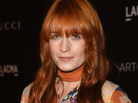 "See Florence + The Machine's Killer Cover of Justin Bieber's ""Where Are U Now"""