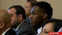 Jon Jones -- Dana White Attends Court Hearing ... Supporting Ex-Champ (PHOTO)
