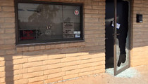 'Street Outlaws' -- Car Shop Shot Up