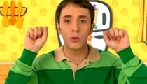 Steve on 'Blues Clues': 'Memba Him?!
