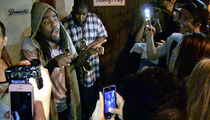 Wale -- Sidewalk Freestyle ... for the Lovers (VIDEO)