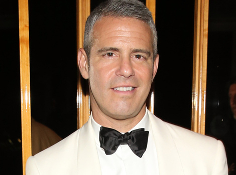 Andy Cohen Reveals How An Apology to Tori Spelling Went Horribly Wrong!