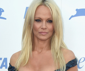 Pamela Anderson and Tommy Lee Reunite at PETA's 35th Anniversary Party