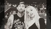 Rita Ora And Travis Barker -- DATING!!! In The Blink Of An Eye