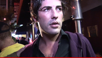 Brandon Davis -- DUI Arrest After Car Crash