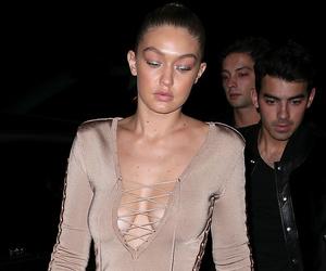 Gigi Hadid, Jared Leto, Kris Jenner & More Hit Up Balmain's Paris Fashion…