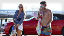 Scott Eastwood & Charlotte McKinney -- One Smokin' Hot Duo (PHOTO)