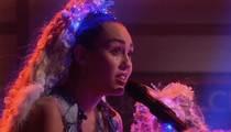 Miley Cyrus -- Sobs on SNL ... Husky's Death Still Fresh (VIDEO)