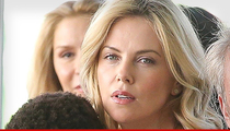Charlize Theron -- My Alleged Stalker Brought Me Flowers