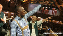 Usain Bolt -- My Sex Was On Fire ... At Oktoberfest! (VIDEO)