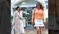 Caitlyn & Kylie Jenner -- Orange is the New Dad!