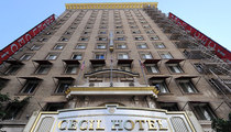 'American Horror Story: Hotel' -- Real Life Hotel Swarmed By Fans