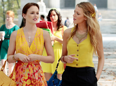 """You Won't Believe Which Actresses Almost Played Serena and Blair on """"Gossip Girl"""""""