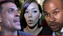 Matt Barnes -- Reportedly Attacks Derek Fisher ... Are You Nailing My Ex?